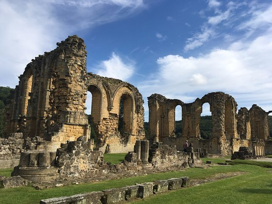 Byland Abbey: Ruins