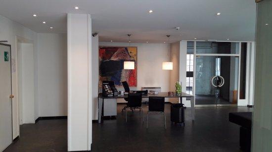 Hotel Prinse : reception