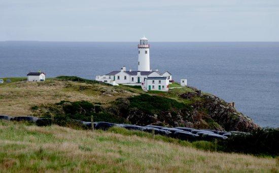 Portsalon, ไอร์แลนด์: Fanad Lighthouse