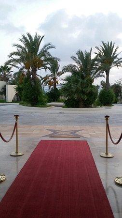 Hasdrubal Thalassa & Spa Djerba: Entrée