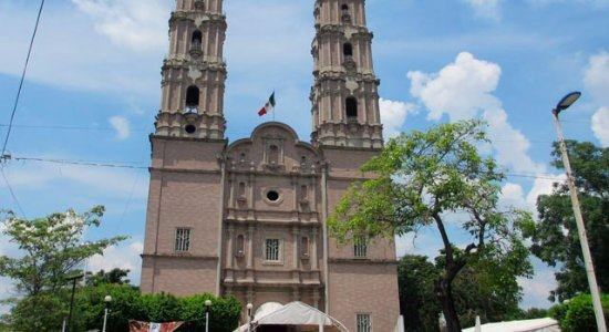 Catedral del Senor de Tabasco
