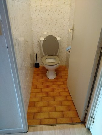 Le Mas de l'Olivier : WC séparé