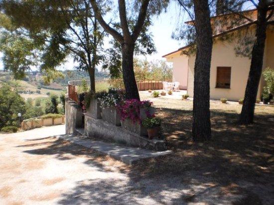 Villa Vestricciano