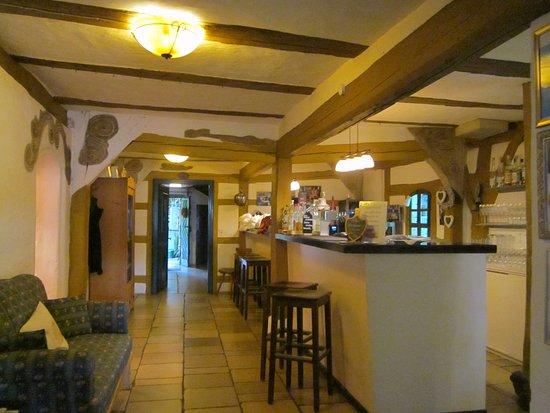Schwanstetten, Almanya: the bar