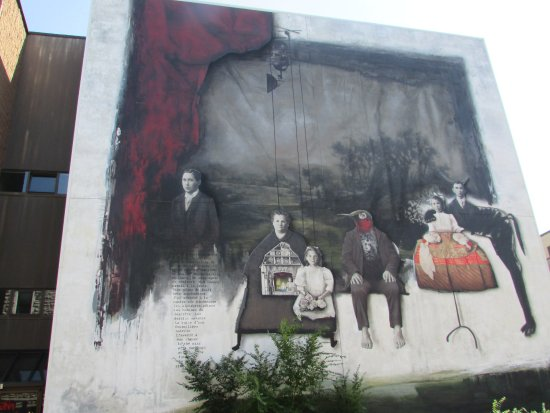 Montreal, Canadá: murale