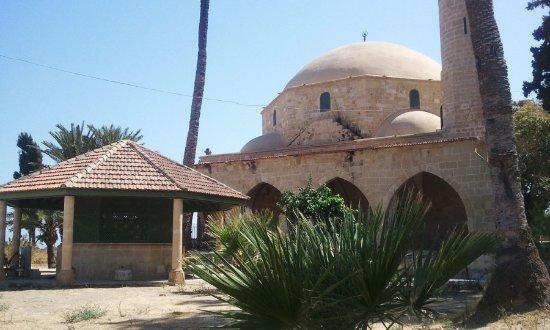 Hala Sultan Tekke: мечеть