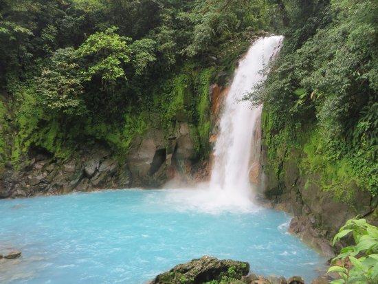 Tenorio Volcano National Park, Costa Rica: Catarata, una belleza