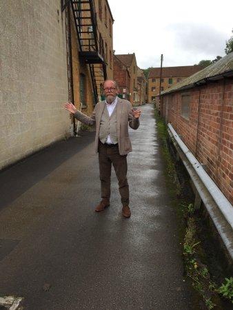 Castle Cary, UK: Och här står jag äntligen!