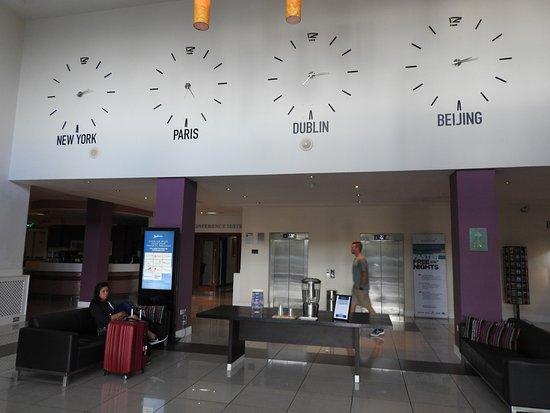 Cloghran, Irland: lobby