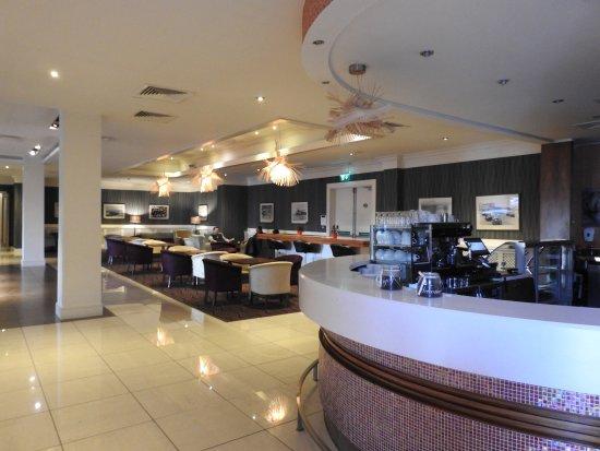 Cloghran, Irland: dining area