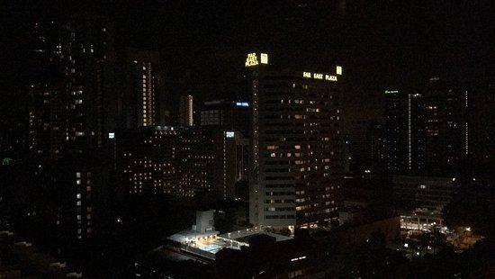 The Quincy Hotel by Far East Hospitality: Vista dalla camera