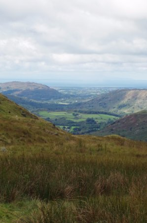 Eskdale, UK: View from the top