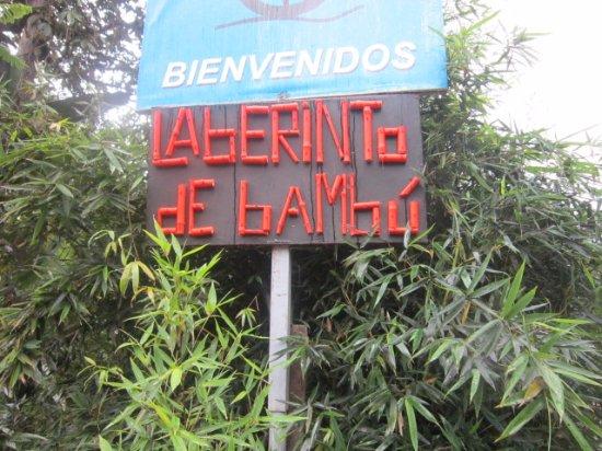 entrada al laberinto