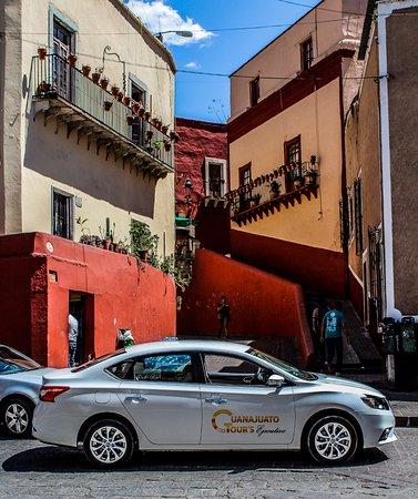 Guanajuato Tour's Ejecutivo