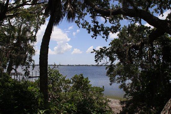 Palmetto, Φλόριντα: Wunderschöner Blick