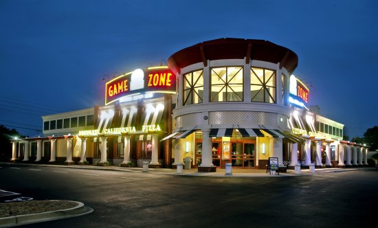 Cross Between Chuck E Cheese And Dave Busters Review Of Ultimate California Pizza Zone Myrtle Beach Sc Tripadvisor