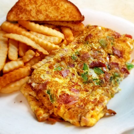 Kenly, NC: Western Omelet, served all Day