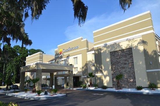 Comfort Inn Midtown: Het hotel