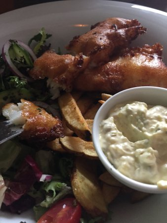 Floro, Noruega: Fish & Chips
