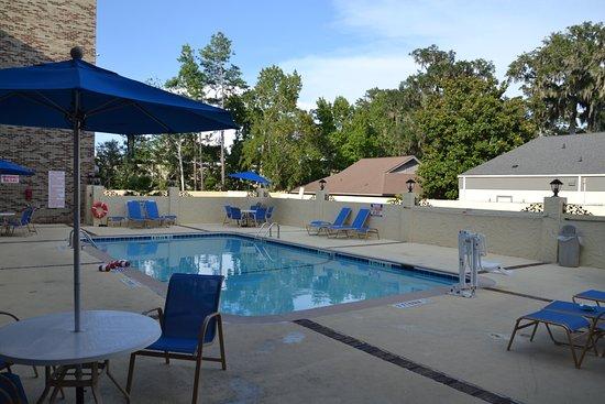 Comfort Inn Midtown: het zwembad