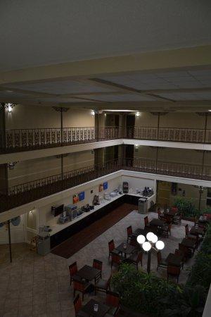 Comfort Inn Midtown: De ontbijtruimte