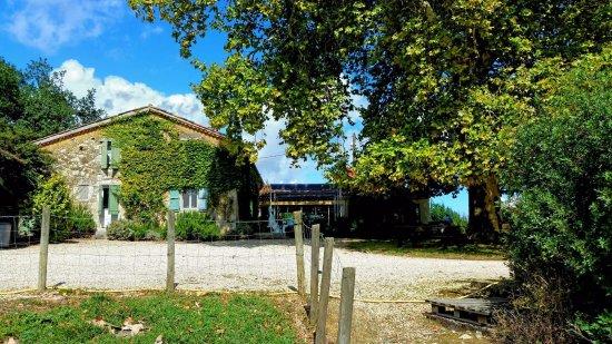 image La ferme du Cassou sur Gondrin
