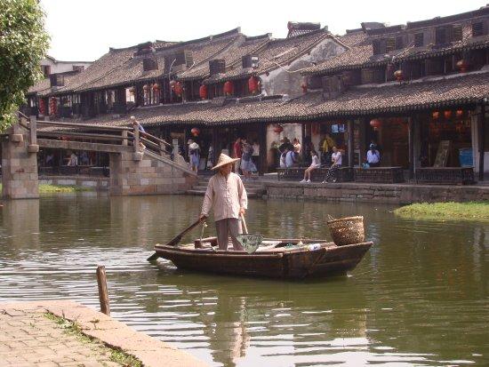 Jiashan County, Κίνα: xitang ancient city town