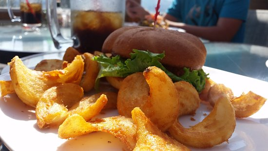 Stevenson, WA: Yummy burgers