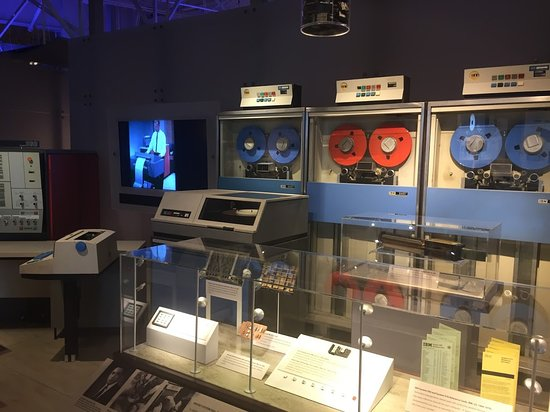 Computer History Museum: the IBM 360