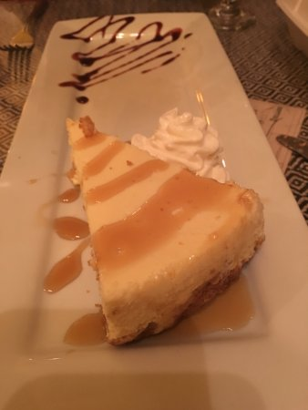 Warrensburg, Estado de Nueva York: Maple Cheesecake!!!!!