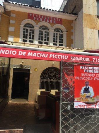 Restaurante Peruano - Indio De Machu Picchu