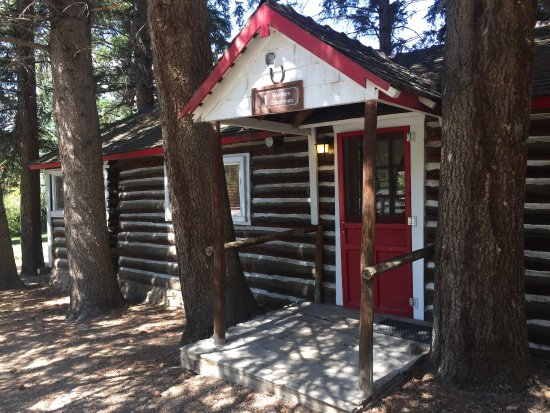 Almont, CO: Cabin 1