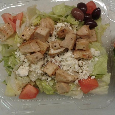 Pittsfield, MA: Fresh and Flavorful Salads