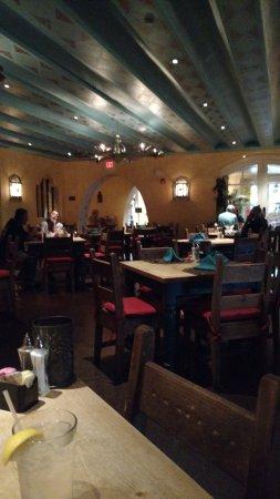 Gardunos Restaurant & Cantina : Looks are deceiving