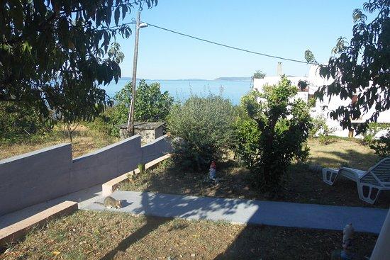 Villa Luketa : Garden area Apt A4