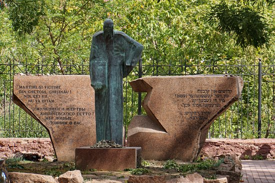 Monument to the Victims of Jewish Ghetto