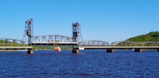 Stillwater, MN: Lift Bridge
