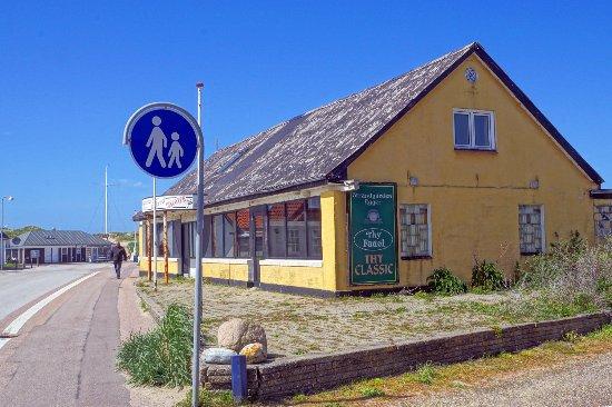 Agger, Dinamarca: Ein ehemaliges Tanzlokal