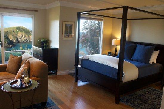 Albion, CA: Room #12