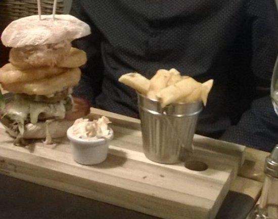 Jack Sprat's: Gourmet Burger
