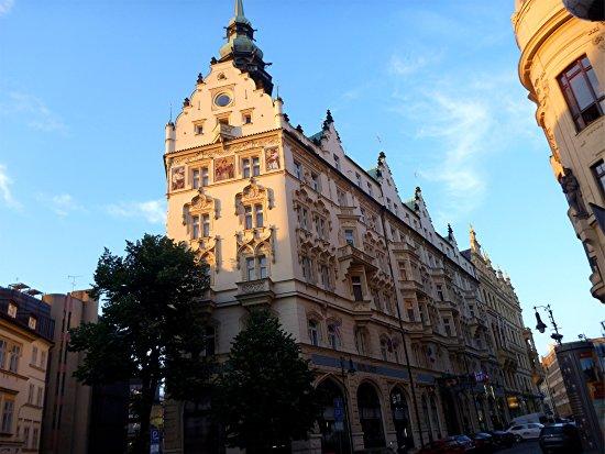 Hotel Paris Lobby Picture Of Hotel Paris Prague Prague