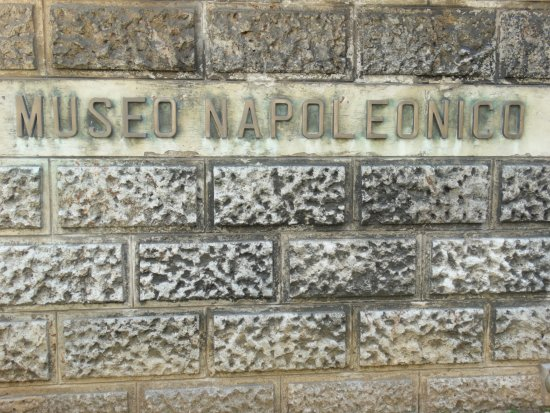 Museo Napoleonico : Entry to Museum