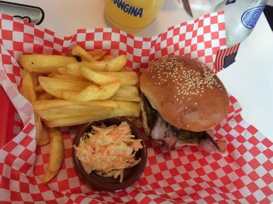 Lanester, France: burger