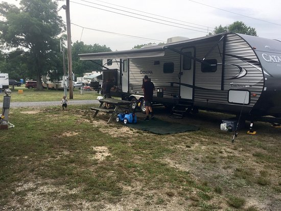 Port Republic, NJ: Chestnut Lake RV Campground