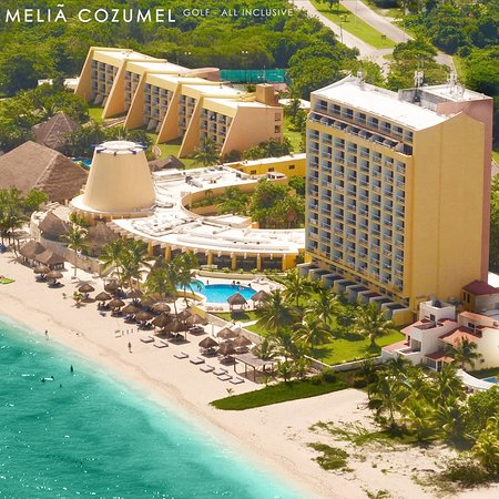 All Inclusive Hotels In Cozumel Mexico On The Beach