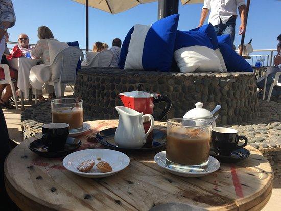 Moya, Spain: Café con vistas y encanto ...