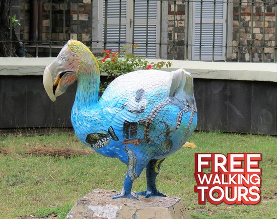 Port Louis FREE Walking Tours