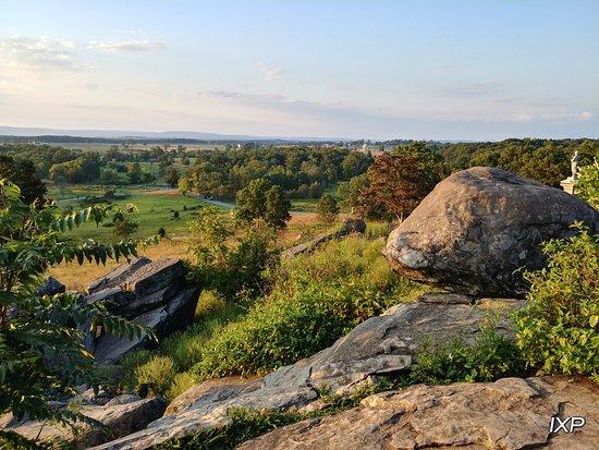 Best Western Gettysburg: Devil's Den