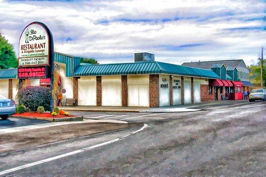 Blasdell, Estado de Nueva York: Ilio DiPaolos Restaurant & Banquet Facility