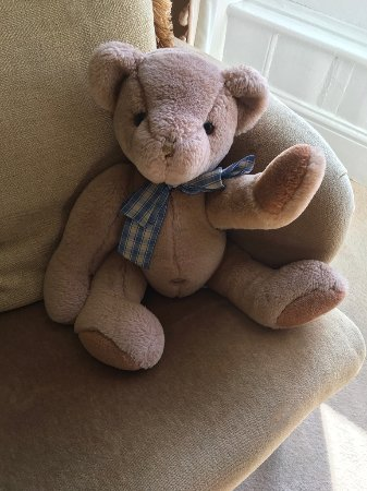 Farthings Country House Hotel and Restaurant: Mr Bear